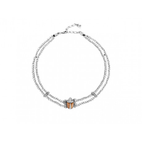 "UNO de 50 ""Rodeo"" Necklace COL1082"