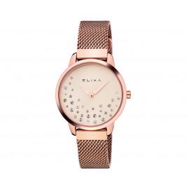 ELIXA Women's Rose Gold Watch E121-L492