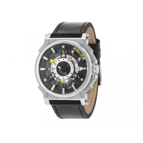 Hombre Pl15048js61 Police Pl15048js61 Reloj Police Compass Compass Reloj Reloj Compass Hombre Police CdshQrtBox