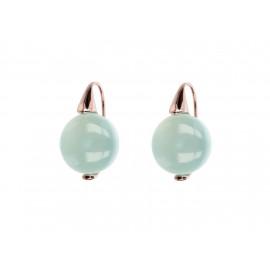 BRONZALLURE Cabochon Earrings