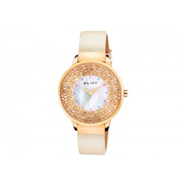 ELIXA Women's Golden Watch E114-L462