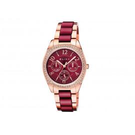Reloj ELIXA Acero Rosado E111-L447