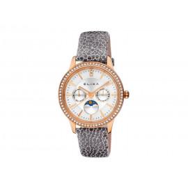 Reloj ELIXA Rosado Correa Piel E088-L333-K1
