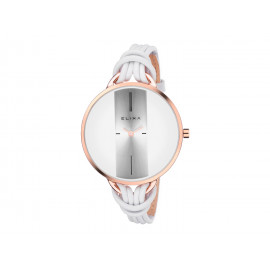 ELIXA Women's Rose Gold Watch with Bracelet E096-L373-K1