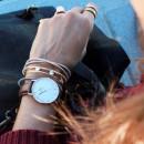 LE CARRE Gold Plated Silver Bracelet