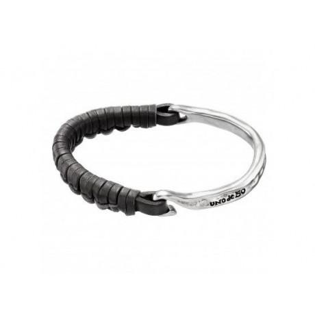 """UNO de 50 """"Momo"""" Men's Bracelet PUL1310"""