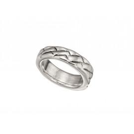 """UNO de 50 """"Pon Cadenas"""" Men's Ring ANI0411"""