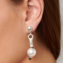 "UNO de 50 ""Desert Pearls"" Earrings PEN0368"