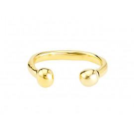"""Pulsera UNO de 50 Gold """"Zen"""" PUL0467OR"""