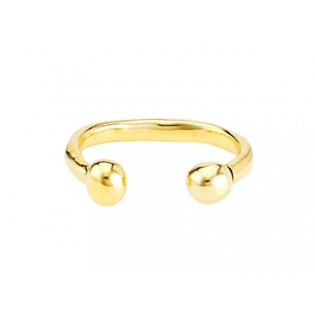 "UNO de 50 ""Zen"" Gold Bracelet PUL0467OR"
