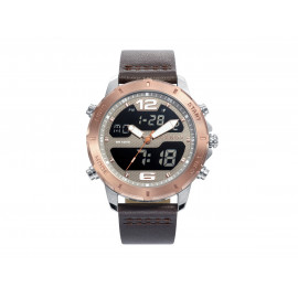Men's VICEROY Steel and IP Rose Gold Watch