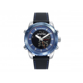 Men's VICEROY Blue IP Watch