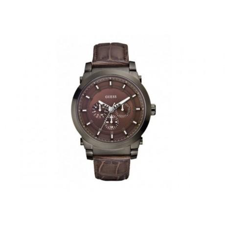 Men's GUESS Power Broker Watch W0006G2