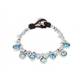 """UNO de 50 """"Treasure"""" Bracelet PUL1832"""