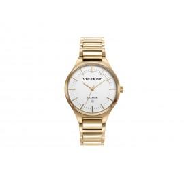 Reloj VICEROY Mujer Titanio Dorado 471230-07