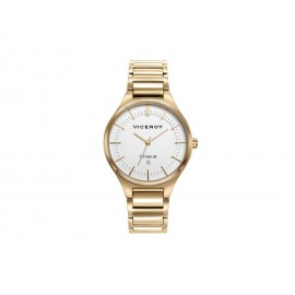 Women's VICEROY IP Gold Titanium Watch