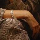 "UNO de 50 ""Make a Wish"" Bracelet PUL1846"