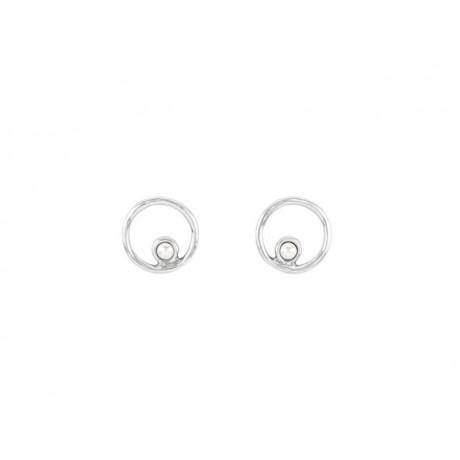 """UNO de 50 """"Make a Wish"""" Earrings PEN0655"""