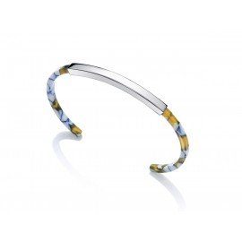 VICEROY Stainless Steel and Resine Bracelet