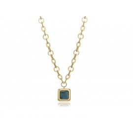 VICEROY IP Gold Steel Necklace