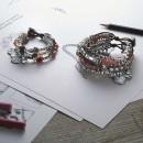 UNO de 50 S-Pring Bracelet PUL1318