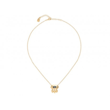 "UNO de 50 Gold ""Tears"" Necklace COL1395"