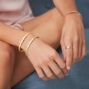 JOIDART Pebbles Golden Ring