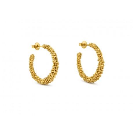JOIDART Stardust Golden Earrings