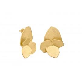 JOIDART Blossom Golden Earrings