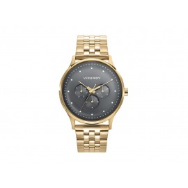 Men's VICEROY IP Gold Steel Watch