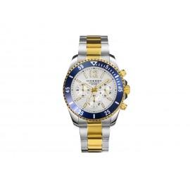 Men's VICEROY Two-tone Steel Watch