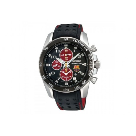 FC Barcelona SEIKO Sportura Men's Watch SNAE75P1