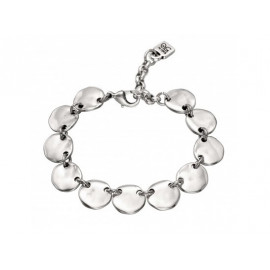 "PUL1225 UNO de 50 ""In the Clouds"" Bracelet"