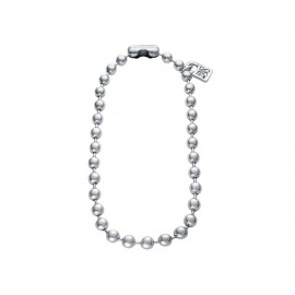 "UNO de 50 ""Snowflake"" Necklace COL1390"