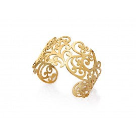 VICEROY IP Gold Stainless Steel Cuff
