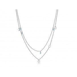 VICEROY Rhodium Plated Necklace