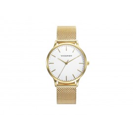 Women's VICEROY IP Gold Stainless Steel Mesh Watch
