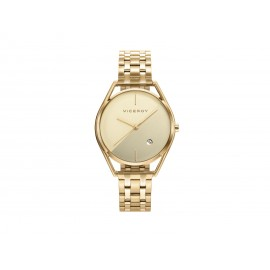 Women's VICEROY IP Gold Stainless Steel Watch