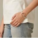 """UNO de 50 """"Ciambella"""" Bracelet PUL1865"""