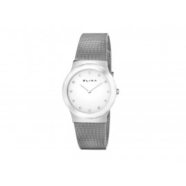 ELIXA Women's Steel and Ceramic Watch E101-L395