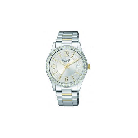 Swarovski De Ev0044 Mujer Citizen Regalo Reloj 58a Joyas Ybf6v7gy
