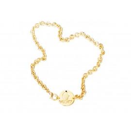 Collar My Velvet Gold MV1G