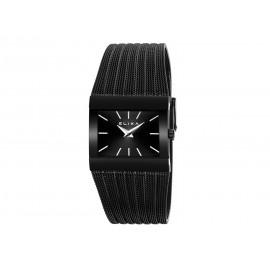 Reloj ELIXA Mujer Malla Negra E099-L387