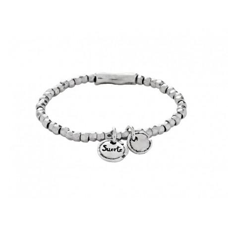 "UNO de 50 ""Certificated Luck"" Bracelet PUL1597"