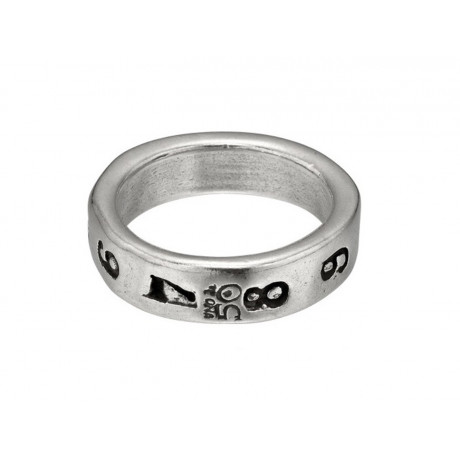 "UNO de 50 ""Countdown"" Men's Ring ANI0349"