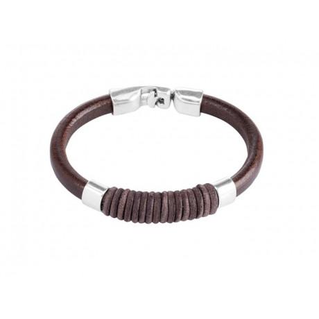 "UNO de 50 ""Straight Jacket"" Men's Bracelet PUL0610"