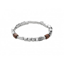 "UNO de 50 ""Proof"" Men's Bracelet PUL1639"