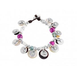 """UNO de 50 """"Esmeralda"""" Bracelet PUL1535"""