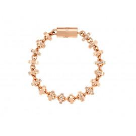 LOLA & GRACE Rondelle Rose Gold Bracelet 5140725