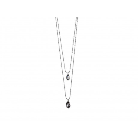 "UNO de 50 ""On Tip Toes"" Necklace COL0814"